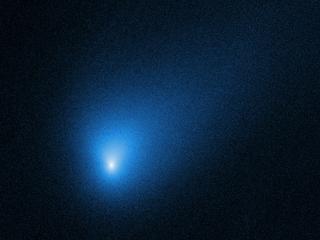 2I/Borisov Interstellar comet passing through the Solar System, discovered in 2019