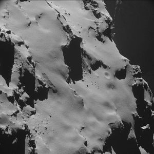 Comet 67P on 28 October 2014 NavCam D.jpg