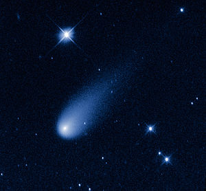 Comet ISON by Hubble on 8 May 2013 (STScI-PRC2013-24).jpg