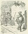 Comic History of Rome p 197 Hannibal leads the Ambassadors rather a fatiguing Walk round Carthage.jpg