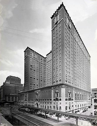 Grand Hyatt New York - The Commodore Hotel, 1921