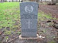 Commonwealth War Grave in Jarrow Cemetery (WW1-11) - geograph.org.uk - 1603470.jpg