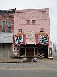 Community Theatre, Pine Bluff, Arkansas 002.jpg