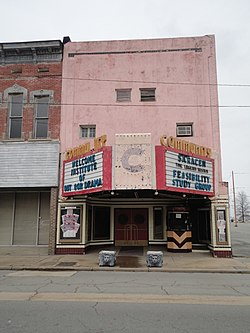 Community Theatre, Pine Bluff, Arkansas 002.jpg