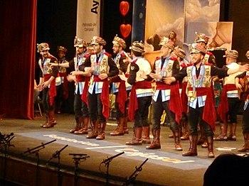 Concurso Oficial De Agrupaciones Del Carnaval De Cádiz Wikipedia La Enciclopedia Libre