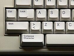 Compose key on LK201 keyboard.jpg