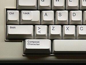 Compose key