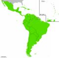 Comunidad de Estados Latinoamericanos y Caribeños-2020-Miembros.png