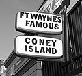 Coney Island Wiener Stand Fort Wayne, Indiana.JPG