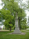 Confederate Monument in Danville