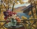 Constantin Westchiloff - Still Life on a Terrace.jpg