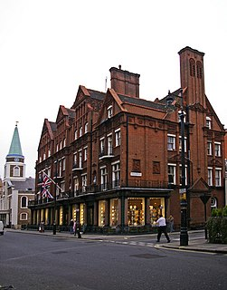 South Audley Street