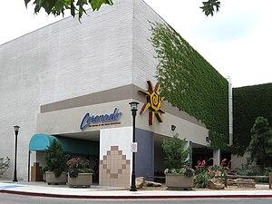 Coronado Center - Northwest entrance
