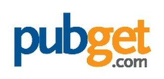 Pubget - Image: Corporate Logo copy