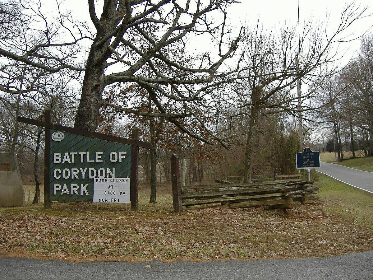 Thus the Corydon Indiana local news