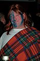 Cosplayer of William Wallace, Braveheart 20060729.jpg