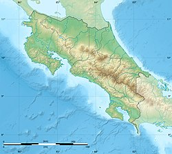 2012 Costa Rica earthquake is located in Costa Rica