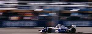 David Coulthard - Coulthard at the 1994 British Grand Prix