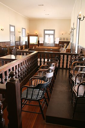 Courtroom, old Pinal courthouse.jpg