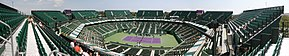 Description de l'image  Crandon Park Tennis Center Panorama.jpg.