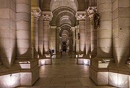 Cripta de la Catedral de la Almudena, Madrid, España, 2014-12-27, DD 43.JPG