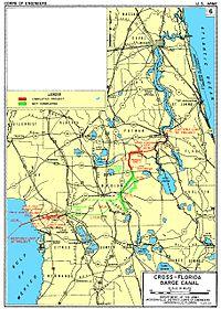 Cross Florida Barge Canal - Wikipedia