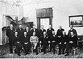 Członkowie rządu premiera Walerego Sławka z wizytą u prezydenta RP Ignacego Mościckiego w dniu utworzenia gabinetu (22-246).jpg