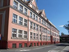 Polish primary school in Český Těšín, Czech Republic