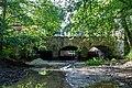 Dülmen, Hausdülmen, Große Teichsmühle, historische Brücke -- 2019 -- 6409.jpg