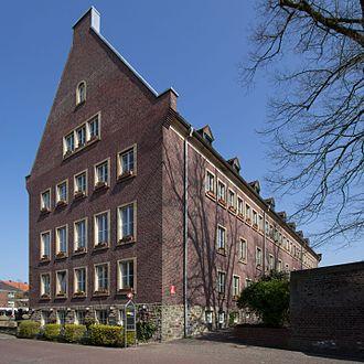 Dülmen - Town hall