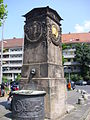 Dürer-Pirckheimer-Brunnen Maxplatz Nürnberg 02.jpg
