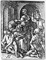 Dürer - Small Passion 14 - Mocking of Christ.jpg