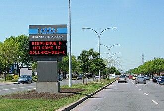 Dollard-des-Ormeaux - Image: DDO QC 1