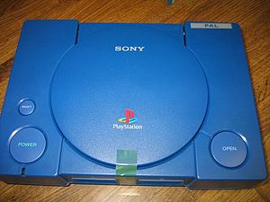 PlayStation models - Developer's kit PlayStation (PAL)