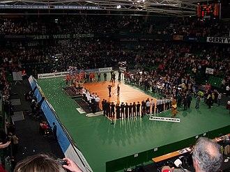 Gerry Weber Stadion - Image: DVV Pokal Finale