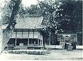 Daisen temple in 1932.jpg