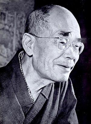 D. T. Suzuki - circa 1953