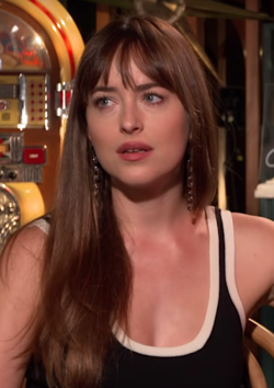 Dakota Johnson oktober 2018.