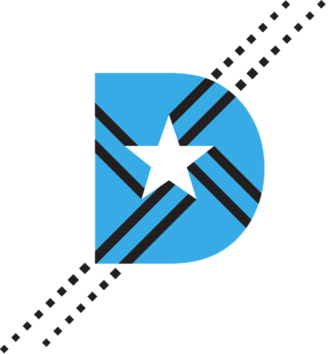 Blue Line (Dallas Area Rapid Transit) - Image: Dallas Streetcar Icon