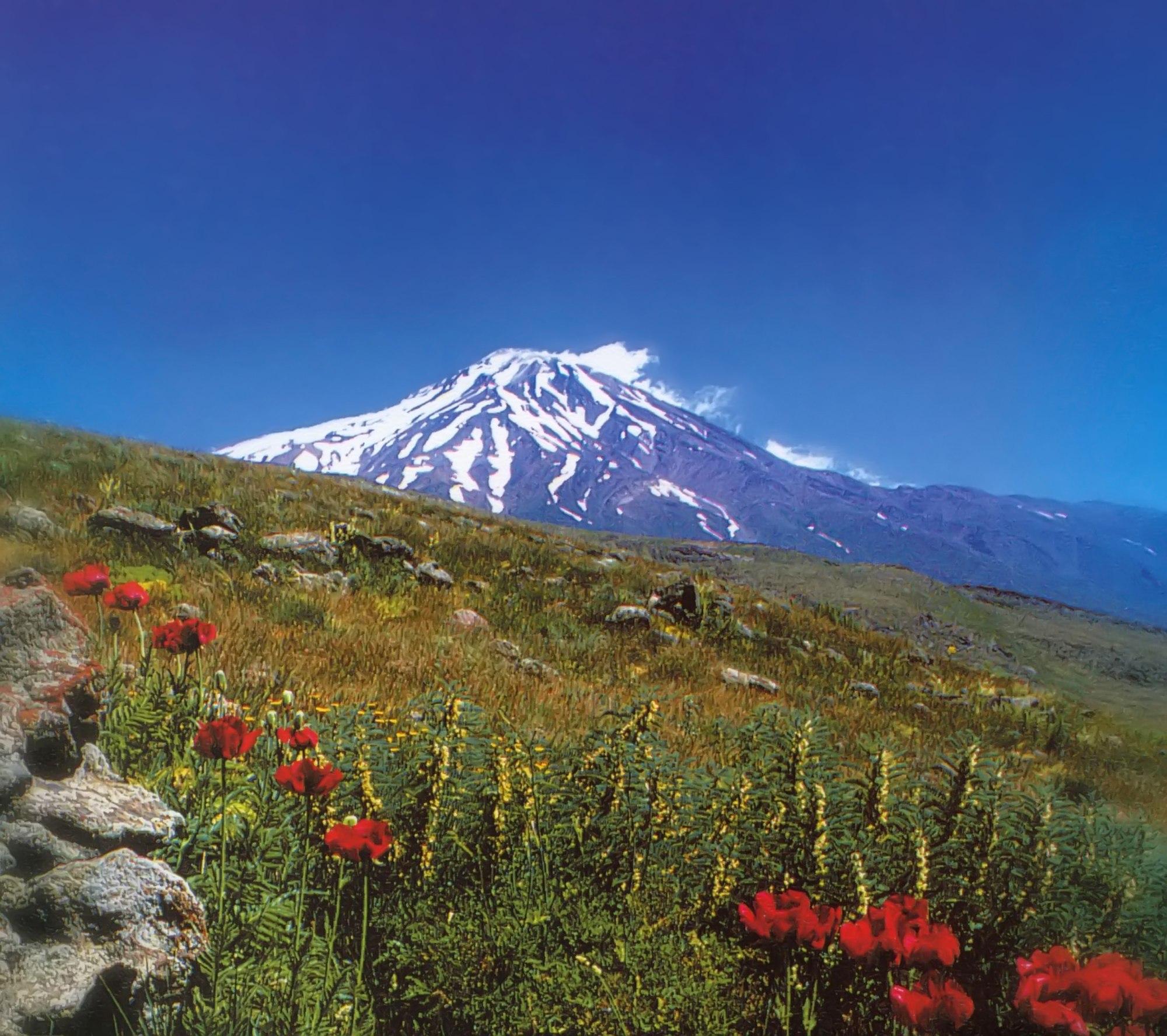 میراث طبیعی ایران
