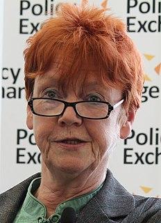 Vera Baird British Labour politician