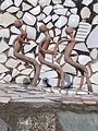 Dancing men rock garden.jpg