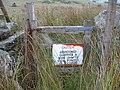 Dangerous ground - geograph.org.uk - 234088.jpg