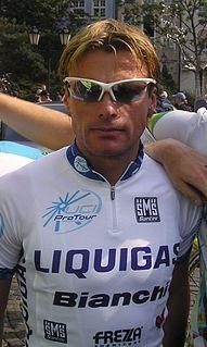 Danilo Di Luca Italian road racing cyclist