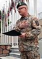 Danish NATO medal presentation (4578267368).jpg