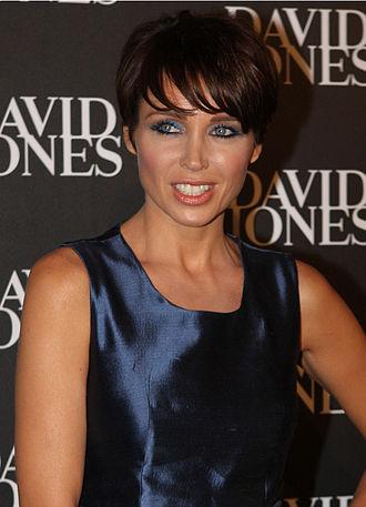 The X Factor (UK series 7) - Dannii Minogue