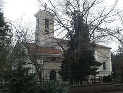 Darvenitsa Sofia St George Church.jpg