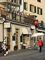 Das tibetische Restaurant 'Kailash' an der Seestrasse in Rapperswil 2011-12-02 15-41-09 (SX230).JPG