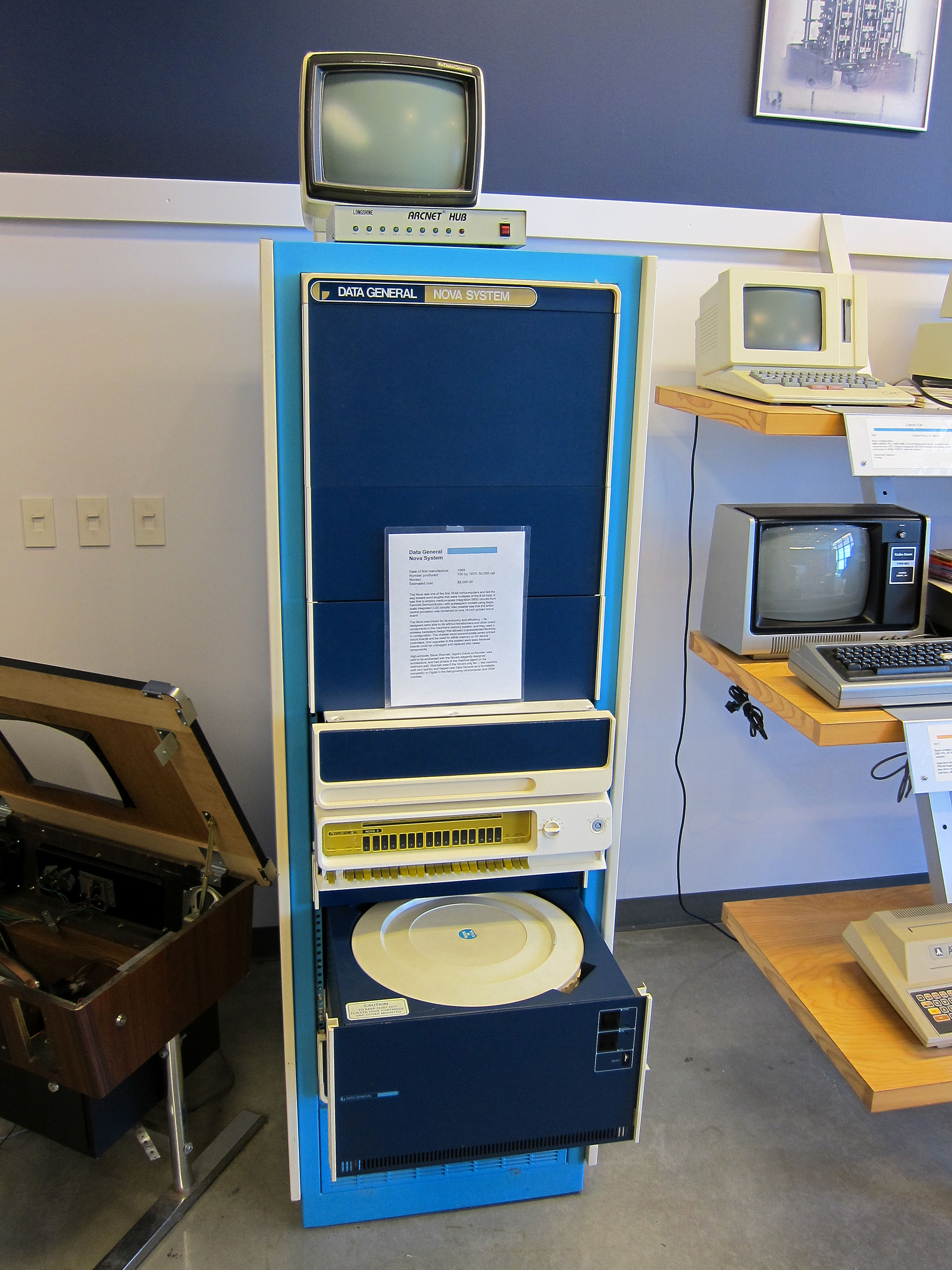 History Of Computing Hardware 1960s Present Wikipedia