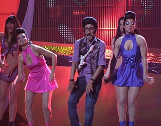 Baila el Chiki-chiki song
